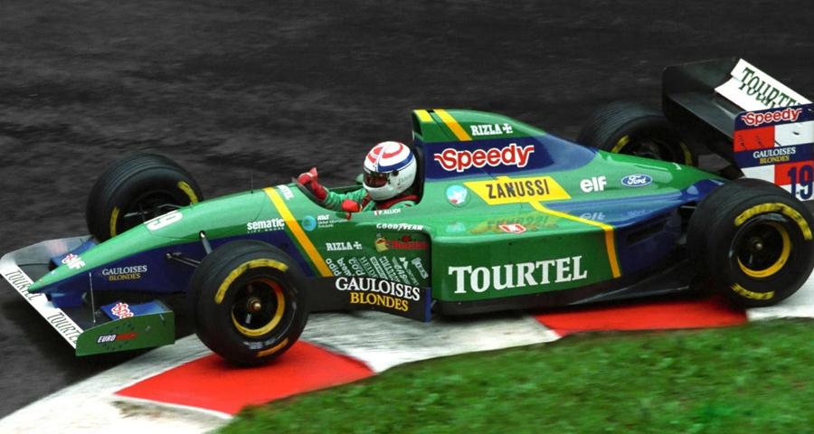 Larrousse LH94 (1994) - Philippe Alliot