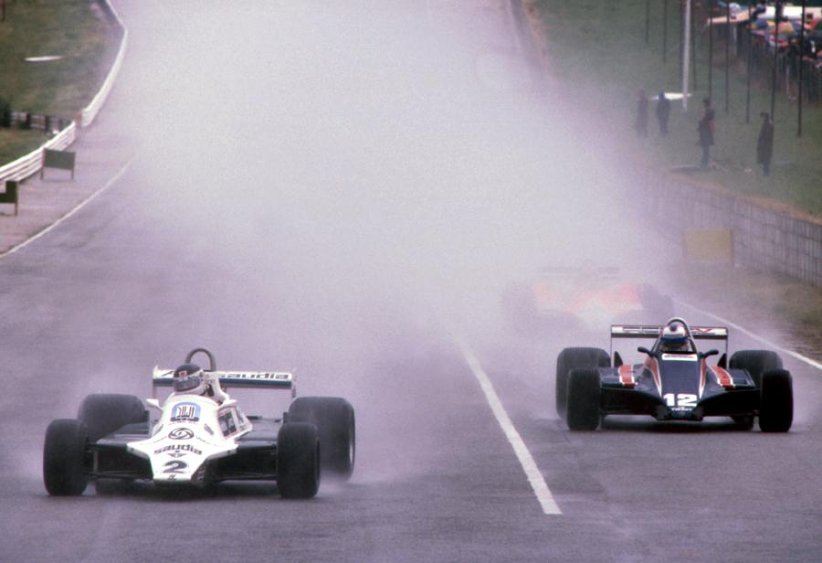 Grand Prix d'Afrique du Sud 1981, première et unique manche du championnat pirate de la FOCA.