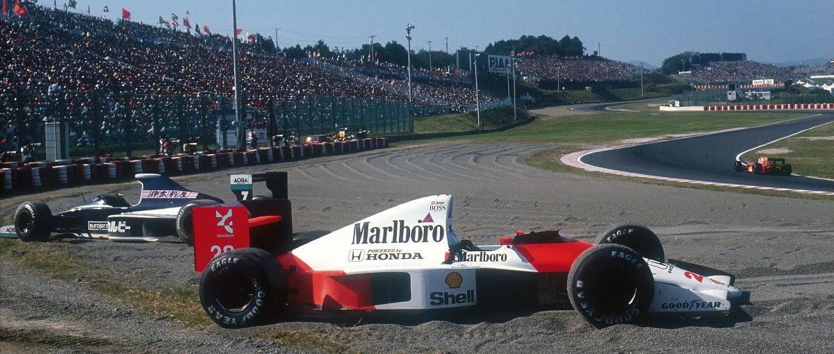 Formule moy1 - GUIDE - ÉCURIES DE F1 MOYENNES (1990)